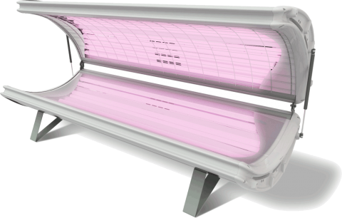 SunFire 24 Elite Home Tanning Bed
