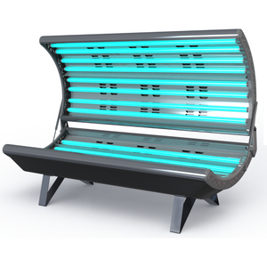 Galaxy 18 Home Tanning Bed by ESB