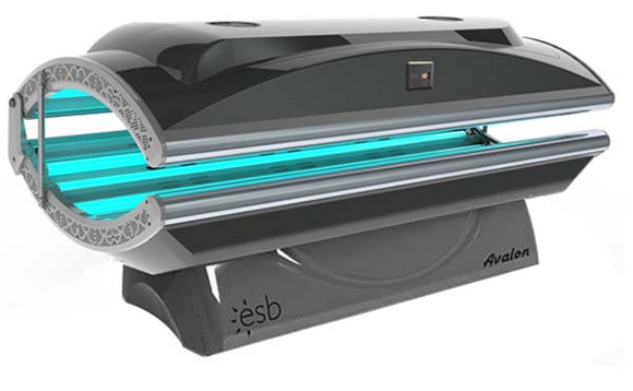 Avalon 28 Home Tanning Bed by ESB