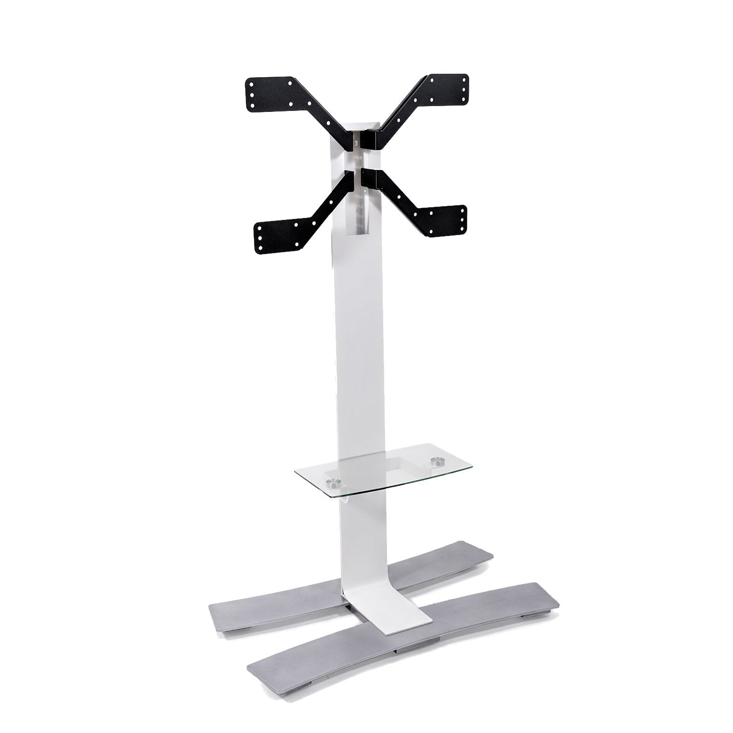 ERARD WILL™ 1400 Mobile Stand with Shelf for 40