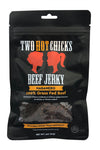 Two HOT Chicks Beef Jerky - Habanero, 2oz (12 bags!)