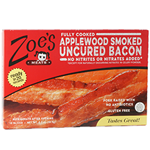 Zoe's Meats Fully Cooked Bacon (9-11 slices)