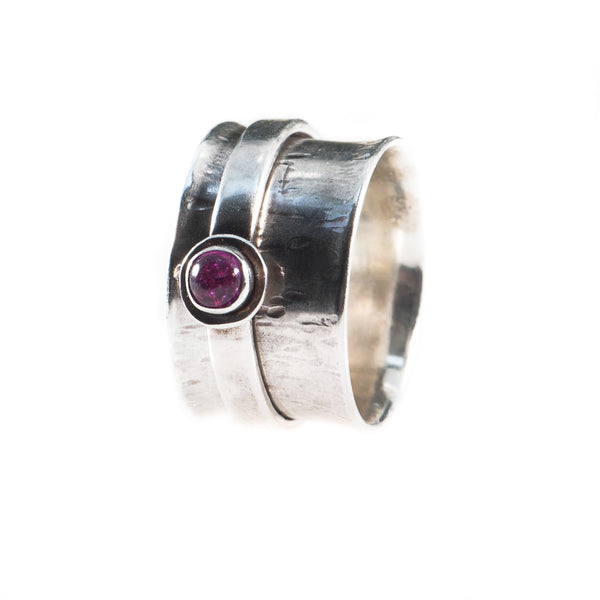 Spinning Gem                  Spinner Ring