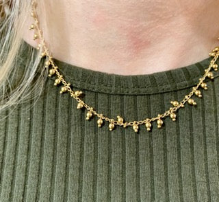 Katie Choker/ Necklace