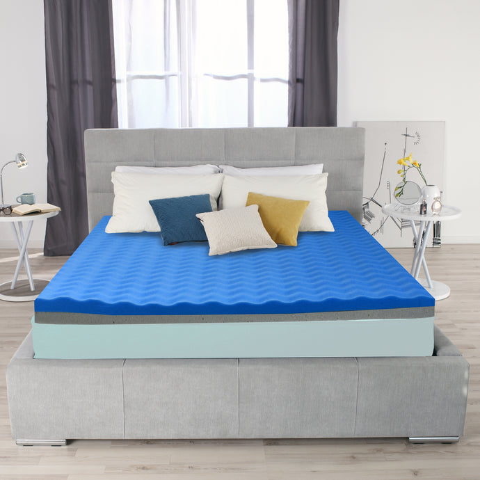 Double Sided Mattress Topper Lifestyle