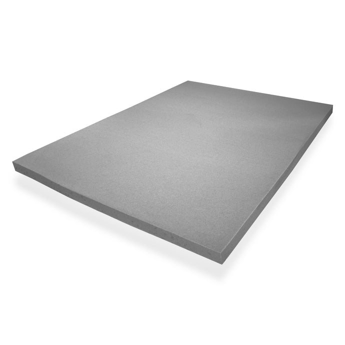 Graphite Memory Foam Mattress Topper Main Image