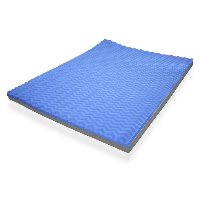 3 Inch Double Sided Mattress Topper
