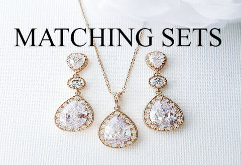 Matching Sets | Golden Anvil Jewelers