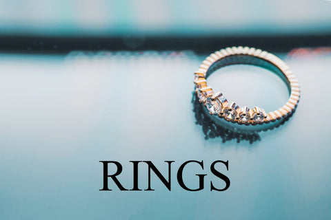 Rings | Golden Anvil Jewelers