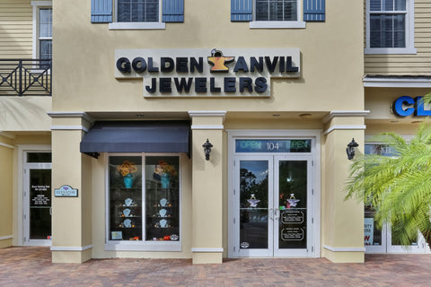 Golden Anvil Jewelry Storefront