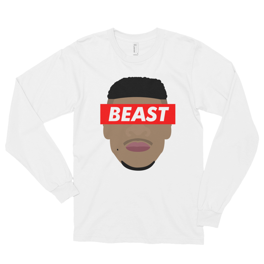 Russell Westbrook BEAST - Long Sleeve Tee