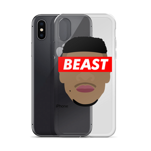 Russell Westbrook BEAST iPhone Case