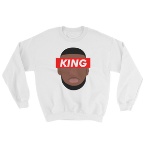 Lebron James KING - Crewneck