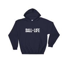 BALL is LIFE Ice White Hoodie