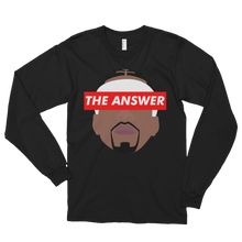 Allen Iverson ANSWER - Long Sleeve Tee