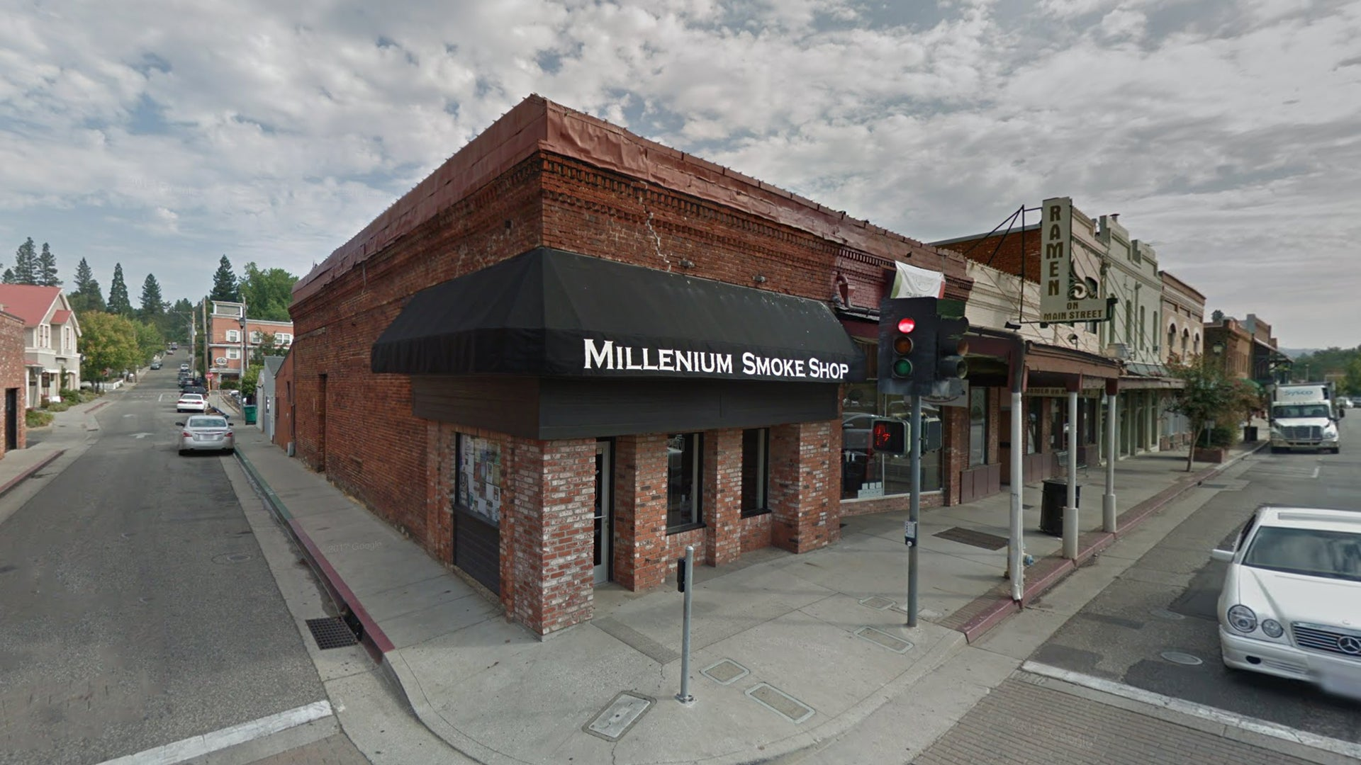Grass Valley Millenium Smoke Shop