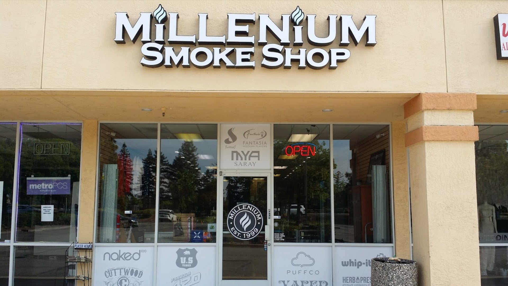 Rocklin Millenium Smoke Shop