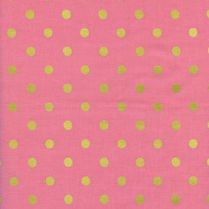 Pre-Order: Boppy Cover - Rifle Paper Co. Wonderland - Caterpillar Dots in Pink