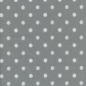Pre-Order: Boppy Cover - Rifle Paper Co. Wonderland - Caterpillar Dots in Grey