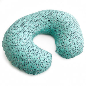 Boppy Cover - Paper Bebe in Turquoise