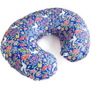 Boppy Cover - Sommer - Garden in Blueberry