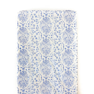 Changing Pad Cover - Sommer - Sundborn in Blue