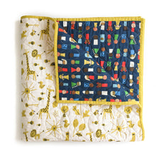 Wholecloth Quilt - Spectacle Sunbeam in Yellow