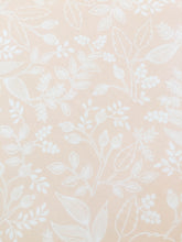Changing Pad Cover - Rifle Paper Co. - Queen Anne in Peach