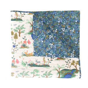 Wholecloth Quilt - Rifle Paper Co. English Garden