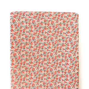Changing Pad Cover - Rifle Paper Co. - Rosa in Peach