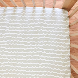 Crib Sheet - Kujira - Waves in Sand