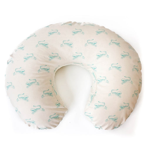 Boppy Cover - Sleep Tight - Big Roar in Natural