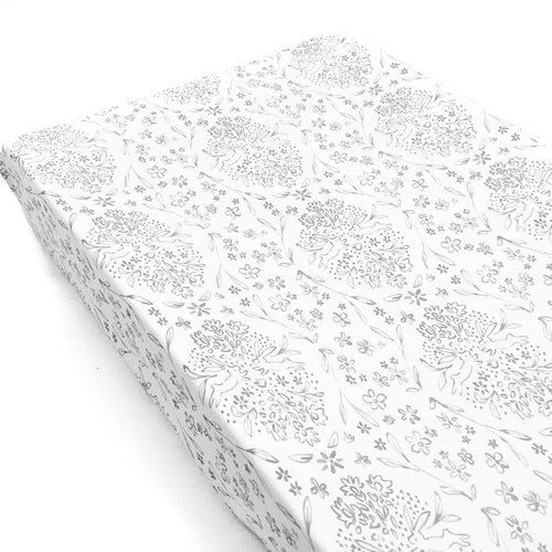 Changing Pad Cover - Sommer - Sundborn in Grey