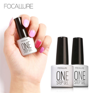 FOCALLURE 7ML Soak Off UV LED Lamp One Step Nail Gel Polish Nail Art Salon Painting Gel Nail Polish