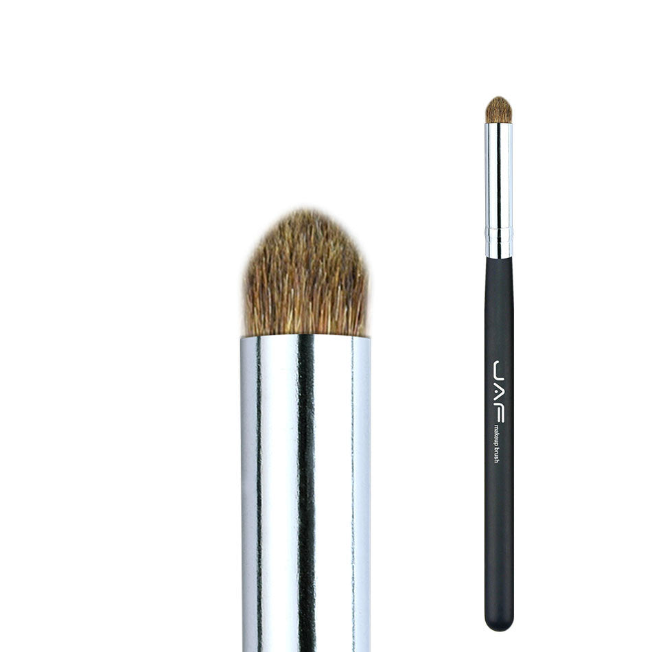 JAF Natural Hair Makeup Brushes Tools Unique Eye Shadow Makeup Pincel Maquiagemfree Shipping 07PYJ