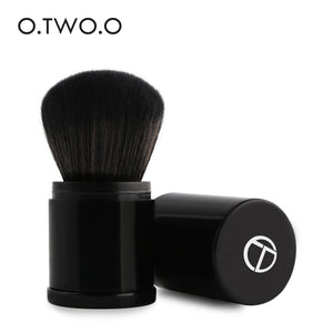 O.TWO.O Professional Retractable Makeup Brushes Foundation Powder Loose Powder Blush Multifunctional Make Up Brush