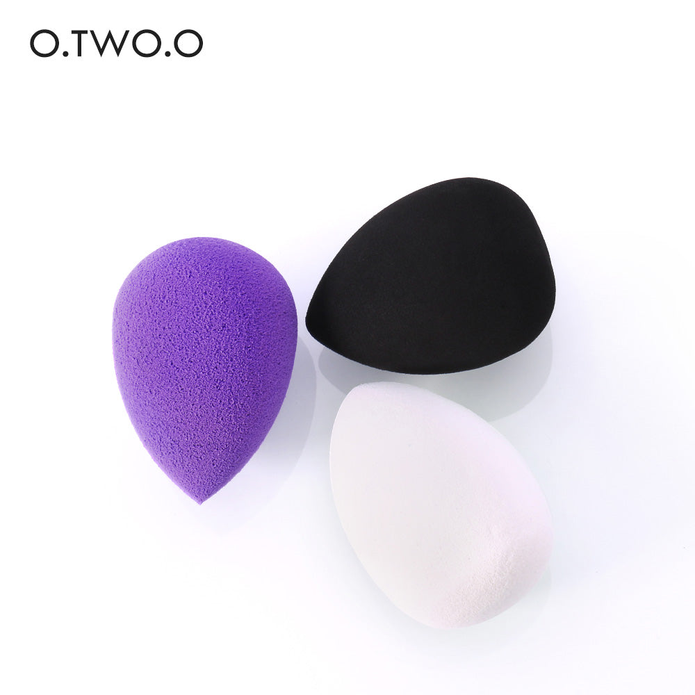 O.TWO.O Makeup Sponge Foundation Cosmetic Puff Sponge Water Cosmetic Blender Blending Powder Smooth Make Up Sponge