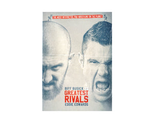 Greatest Rivals: Biff Busick vs. Eddie Edwards DVD