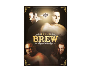 Cold Brew DVD