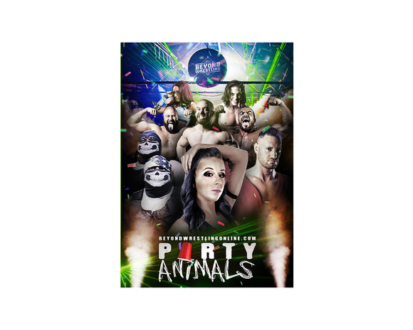 Party Animals DVD