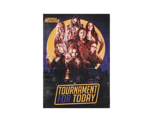 WWR Tournament For Today DVD