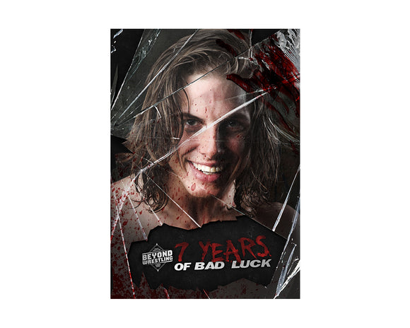 7 Years Of Bad Luck DVD