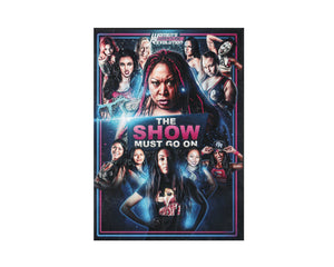 WWR The Show Must Go On DVD