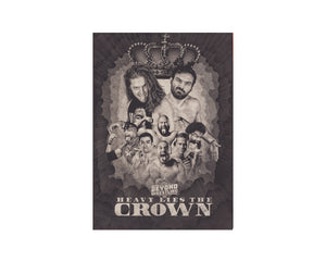 Heavy Lies The Crown DVD