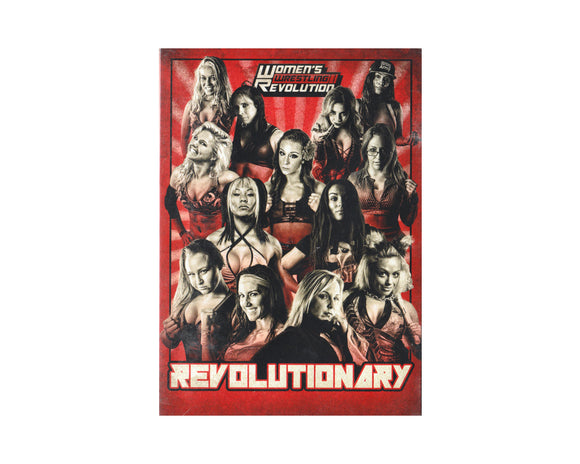 WWR Revolutionary DVD