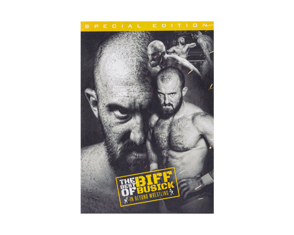 Best of Biff Busick in Beyond Wrestling DVD