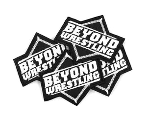 Beyond Wrestling Iron-On Patch