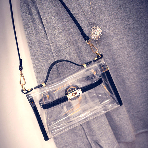 Transparent Handbag