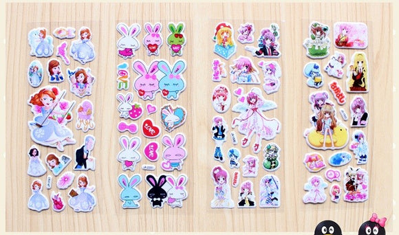 Sticker set 6 (30 pcs)