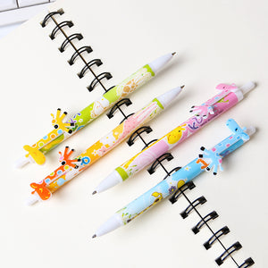 Kawaii Ballpoint Pen Set (4 pcs)